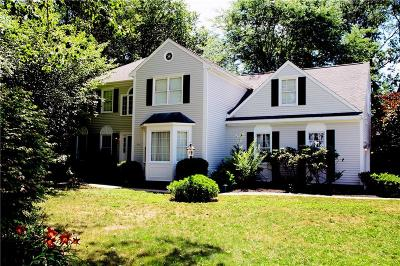 Providence County Single Family Home For Sale: 20 Britts Rdg