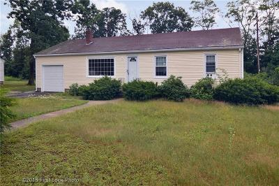 Seekonk Single Family Home For Sale: 95 Coyle Dr