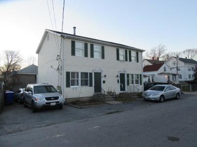 Pawtucket Multi Family Home For Sale: 43 Tyler St