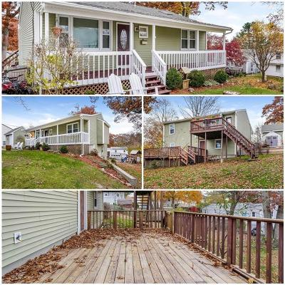 West Warwick Single Family Home For Sale: 50 Hall St