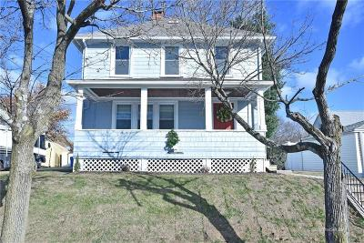 Cranston Single Family Home For Sale: 80 Dixwell Av
