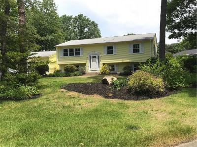 West Warwick Single Family Home Act Und Contract: 58 Bramble Lane