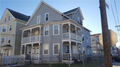 Central Falls Multi Family Home Act Und Contract: 130 Illinois St