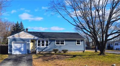 Warwick Single Family Home For Sale: 132 Parkside Dr