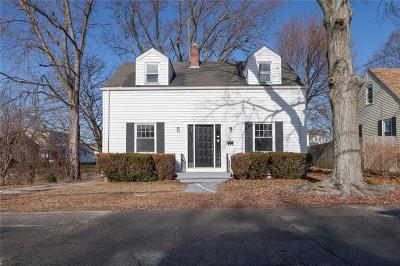 Johnston RI Single Family Home For Sale: $244,900