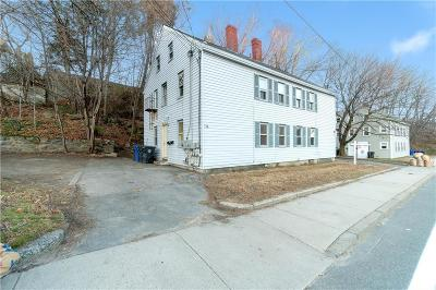 West Warwick Multi Family Home Act Und Contract: 778 Main St