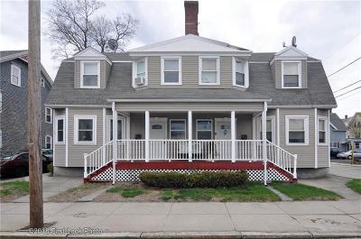 Woonsocket Multi Family Home For Sale: 436 North Main St