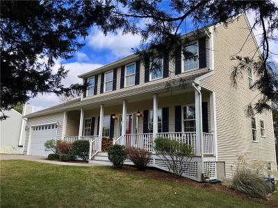 Westerly Single Family Home Act Und Contract: 15 Randeau Psge