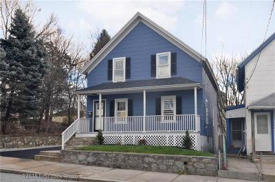 Woonsocket Single Family Home For Sale: 182 Grand St