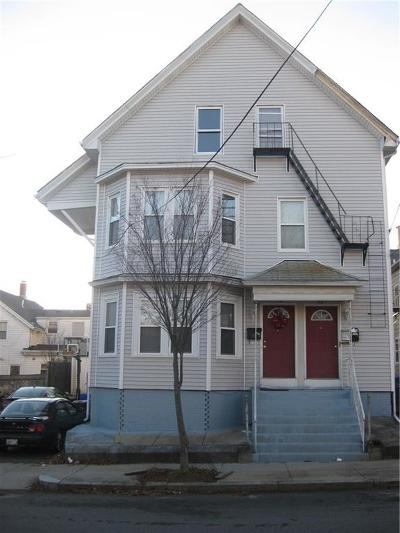 Pawtucket Multi Family Home For Sale: 50 Olive St