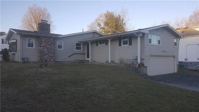 Johnston Single Family Home For Sale: 27 Barnes Av