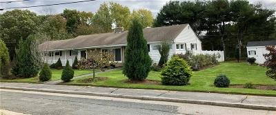 Lincoln Single Family Home Act Und Contract: 1 Ledgemont Dr