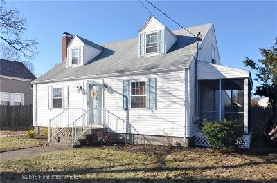 Pawtucket Single Family Home For Sale: 35 Williston Wy