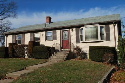 Cranston Single Family Home For Sale: 176 Rutland St