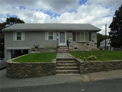 North Providence Single Family Home For Sale: 40 Brown St