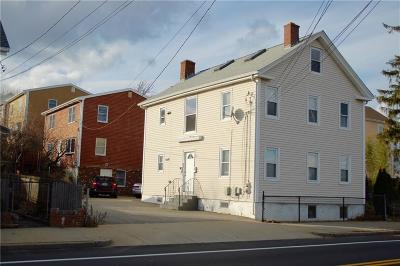 Providence County Multi Family Home For Sale: 76 - 78 Gano St