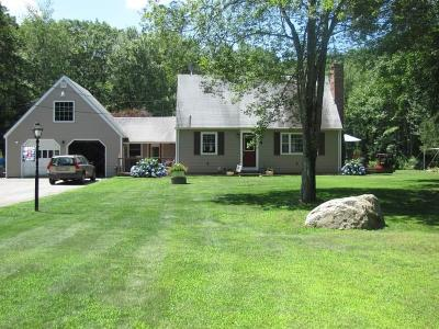Scituate Single Family Home For Sale: 319 Bungy Rd