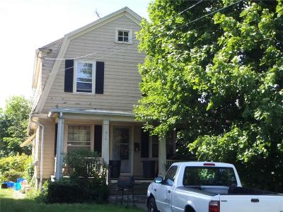 Providence County Single Family Home For Sale: 212 Grand Av