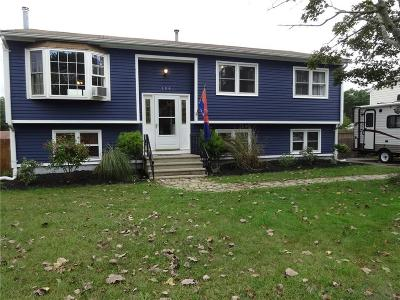 Warwick Single Family Home For Sale: 104 Levesque St