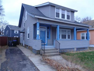 Providence County Single Family Home For Sale: 50 Louis Av