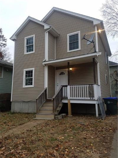 Providence County Single Family Home For Sale: 67 Trask St