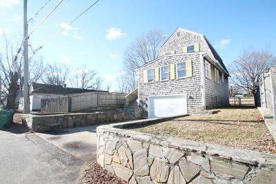 Kent County Single Family Home For Sale: 27 Logan St