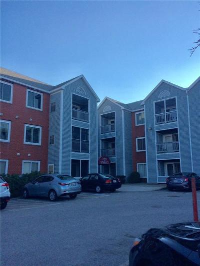 North Providence Condo/Townhouse For Sale: 1800 Douglas Av, Unit#224 #224