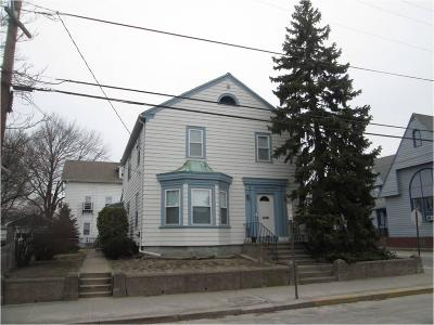Providence County Single Family Home For Sale: 169 Cross St