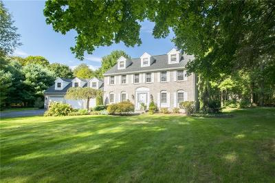 North Kingstown Single Family Home Act Und Contract: 116 Mourning Dove Dr
