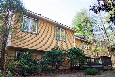 West Greenwich Single Family Home For Sale: 299 Victory Hwy