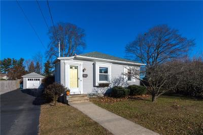 Gaspee Single Family Home Act Und Contract: 35 Country Club Dr