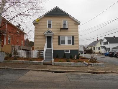 Providence RI Multi Family Home For Sale: $245,900