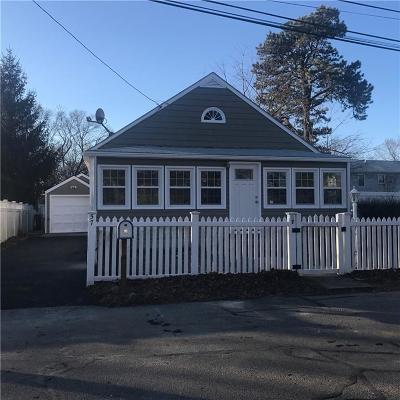 Kent County Single Family Home For Sale: 57 Ryan Av
