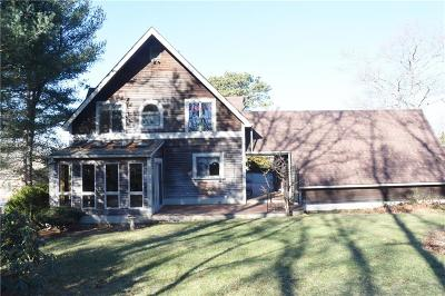 Westerly Single Family Home For Sale: 33 Cosmo St