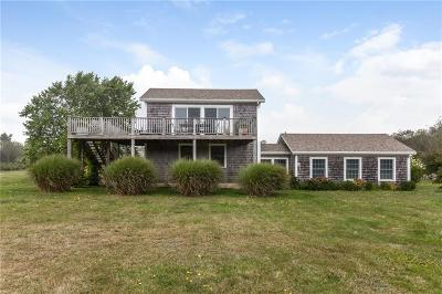 Block Island Single Family Home For Sale: 592 Old Mill Rd