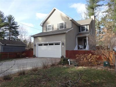 Glocester RI Single Family Home For Sale: $294,900