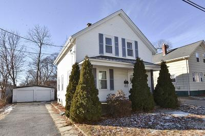 Lincoln Single Family Home Act Und Contract: 4 Arnold Av