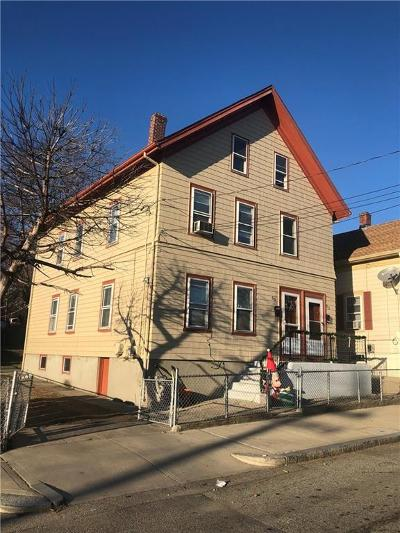 Providence RI Multi Family Home For Sale: $169,900