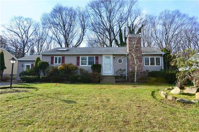 Warwick Single Family Home For Sale: 53 Oberlin Dr
