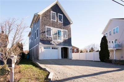 Portsmouth Single Family Home Act Und Contract: 1105 Anthony Rd