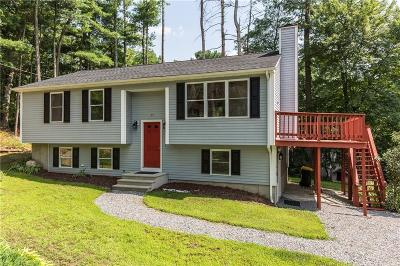 Burrillville Single Family Home Act Und Contract: 25 Pulaski Hill Rd