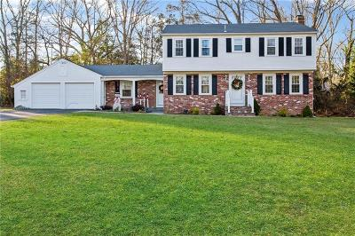 East Greenwich Single Family Home For Sale: 69 Mayflower Dr