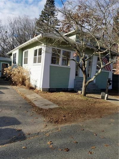 Warwick Single Family Home For Sale: 69 Benefit St