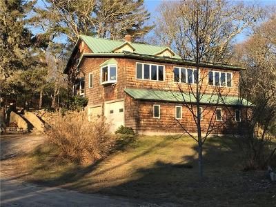 South Kingstown Single Family Home For Sale: 3227 Post Rd