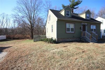 Woonsocket Multi Family Home For Sale: 583 Mendon Rd
