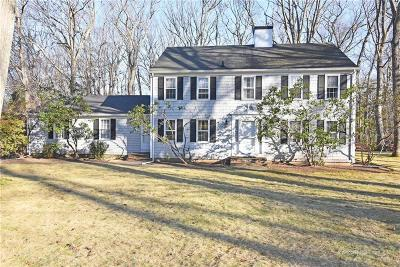 East Greenwich Single Family Home Act Und Contract: 140 Cindyann Dr