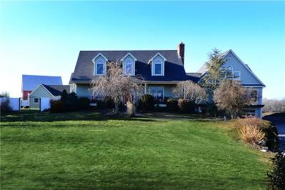 Westerly RI Single Family Home For Sale: $1,100,000