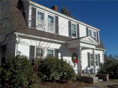 Glocester Single Family Home For Sale: 1271 Putnam Pike