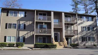 Cranston Condo/Townhouse For Sale: 133 Fordson Av, Unit#3 #3