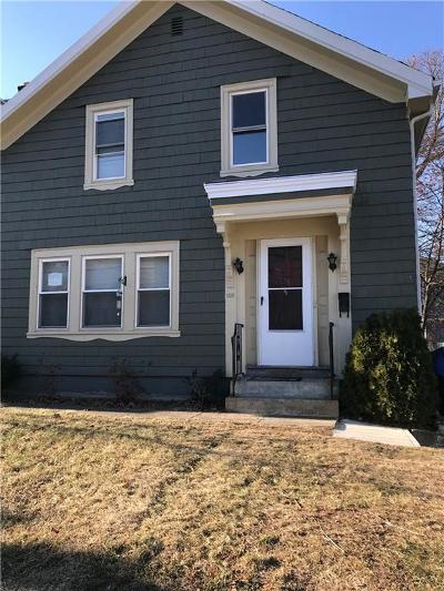 Central Falls Single Family Home For Sale: 100 Illinois St